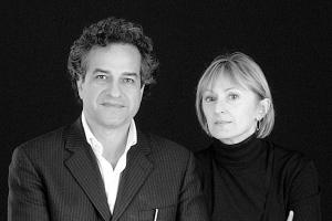 Marta Laudani and Marco Romanelli