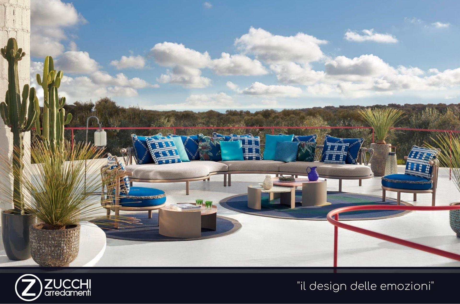 Trampoline - Cassina - Zucchi Arredamenti - Italy Interior Design