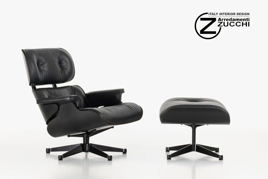 lounge chair vitra italy interior design. Black Bedroom Furniture Sets. Home Design Ideas