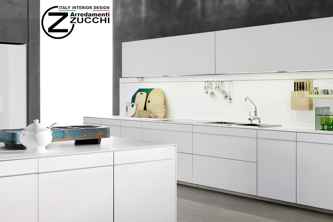 Piani cucina in fenix dada italy interior design for Zucchi arredamenti