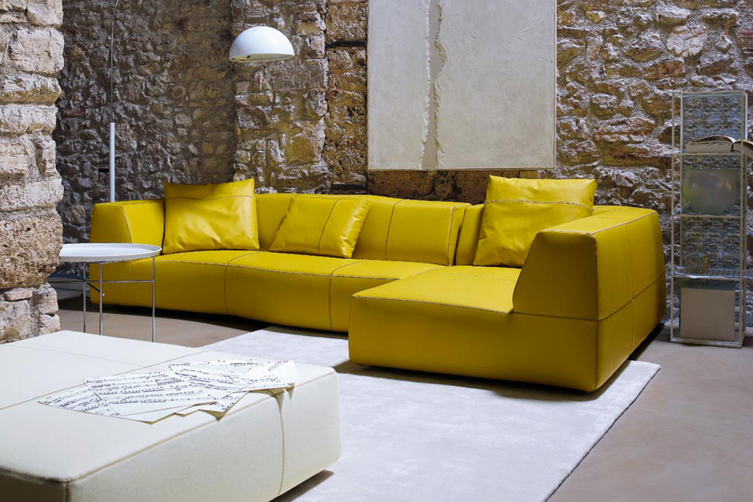 Bend-Sofa - B&B Italia - Italy Interior Design
