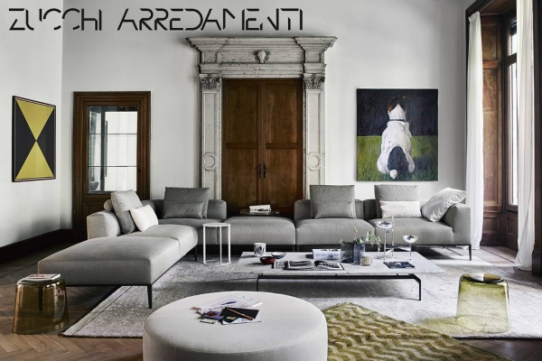 Michel Effe - B&B Italia - Italy Interior Design