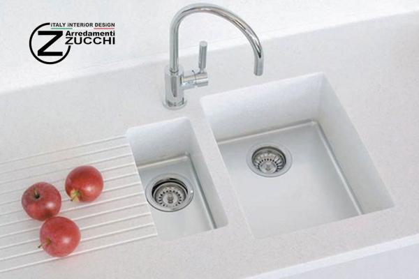 Piani cucina in Corian® - Dada - Italy Interior Design