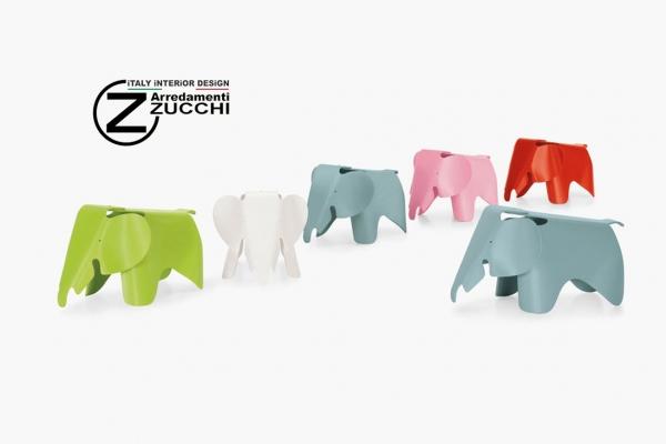 Eames elephant vitra italy interior design for Zucchi arredamenti cornaredo