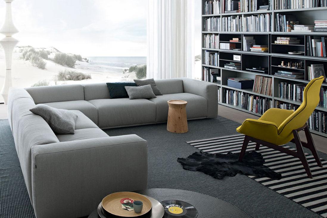 Bolton poliform italy interior design for Divani poliform outlet