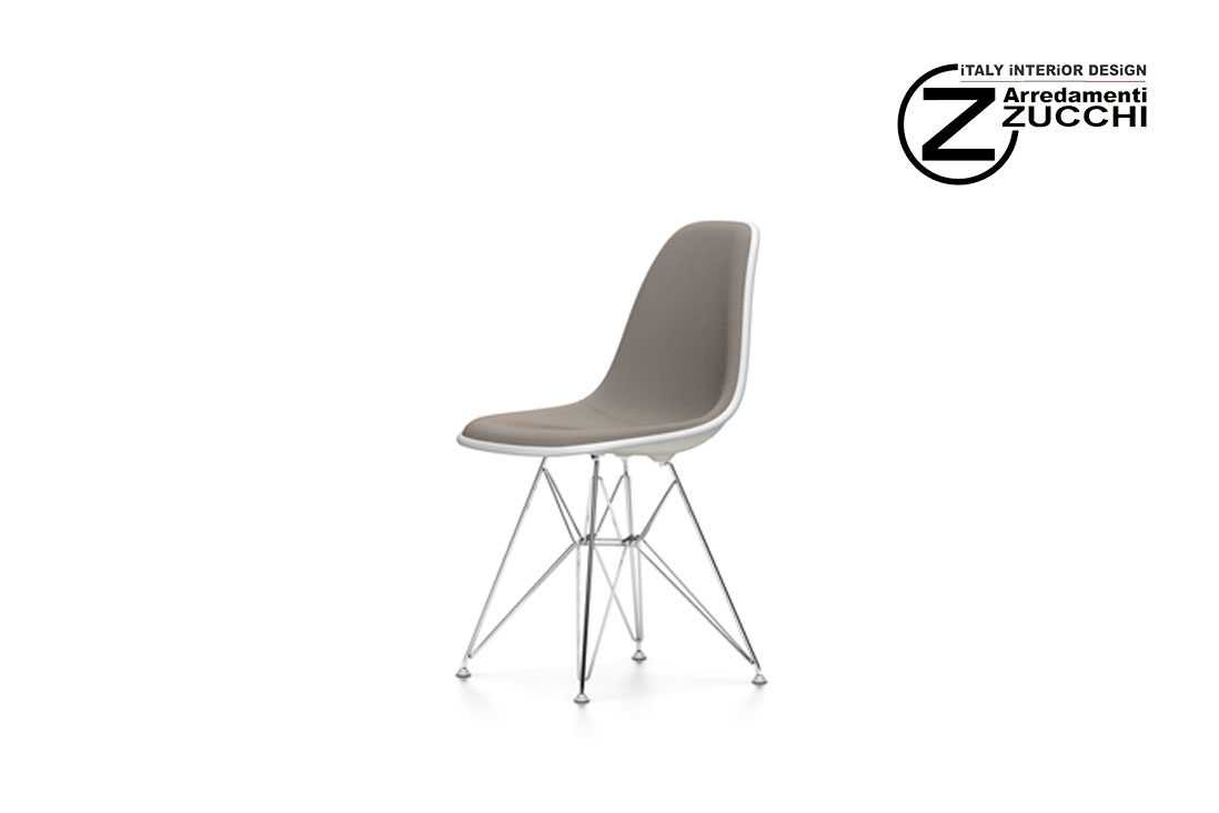 Eames plastic side chair dsr vitra italy interior design for Sedie italian design