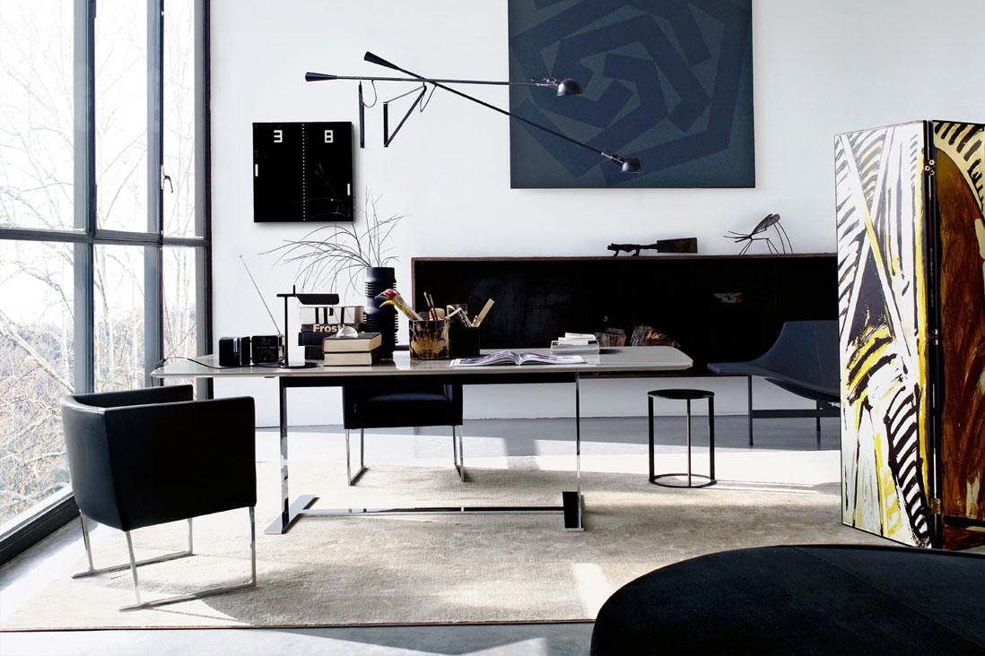 Eileen b b italia italy interior design for Dammacco arredamenti