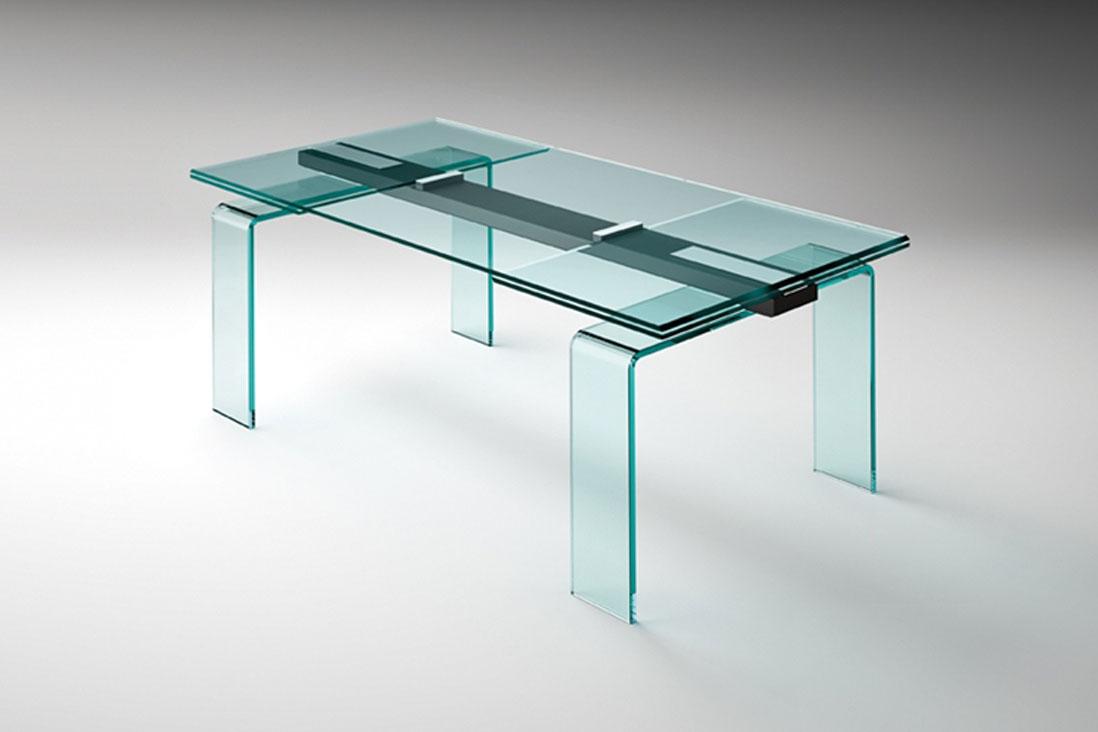 Gauss zucchi arredamenti for Tavoli design milano