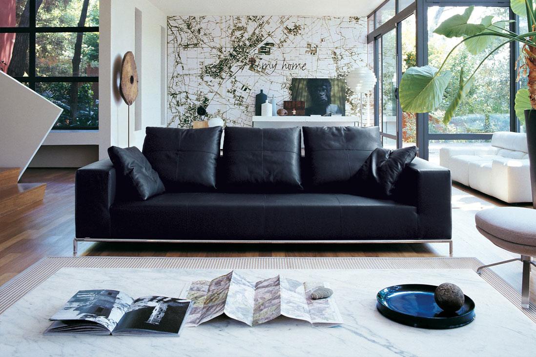 George - B&B Italia - Italy Interior Design