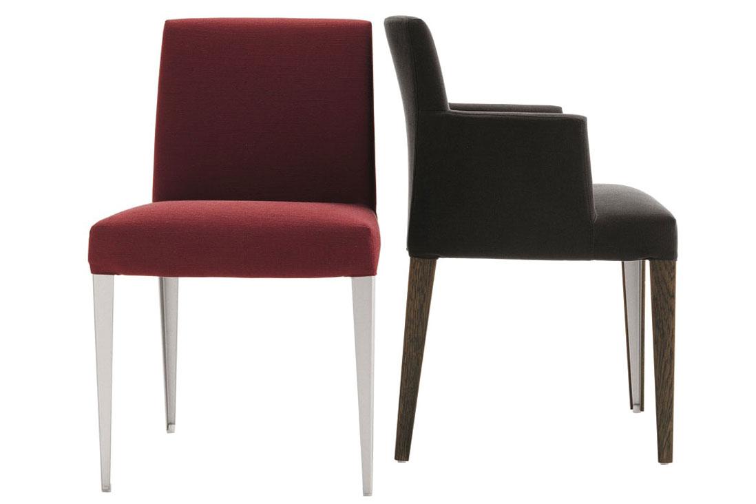 Melandra b b italia italy interior design for Rivenditori sedie