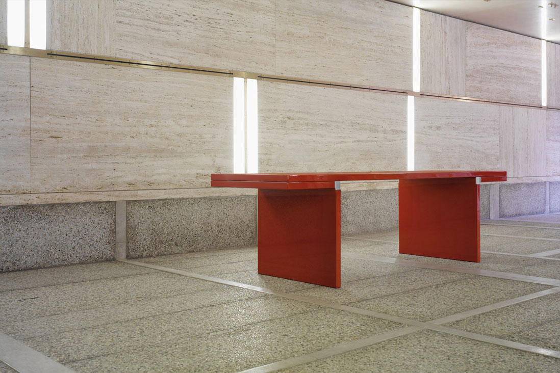 Orseolo - Cassina - Italy Interior Design
