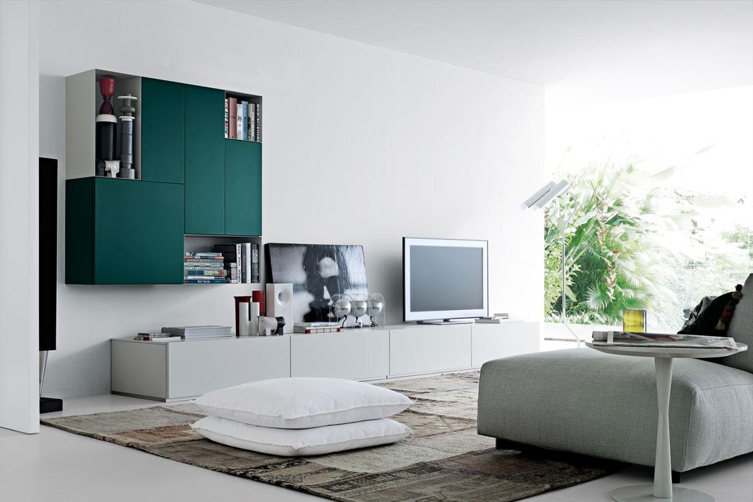 Sintesi poliform italy interior design zucchi for Arredamenti molteni milano