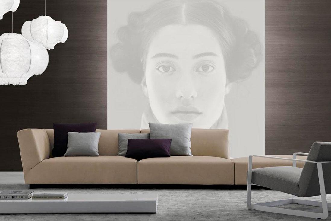 Soho poliform italy interior design for Divani poliform outlet