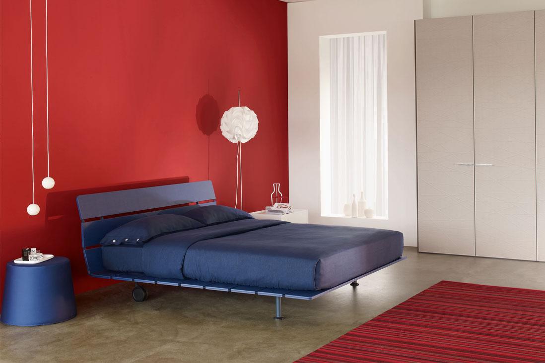 Tadao flou italy interior design - Letto tadao flou ...
