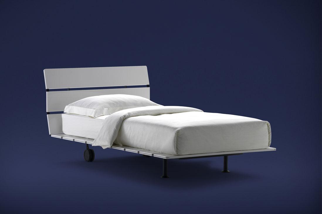 Tadao singolo flou italy interior design for Letto tadao prezzo