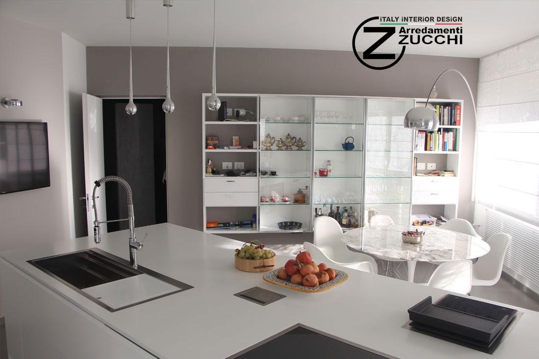 Arredamento Cucina Isola : Arredamento milano zucchi arredamenti progettazione e